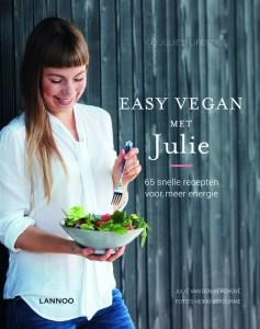 Review: Easy Vegan met Julie, Julie van den Kerchove   De Groene Keuken