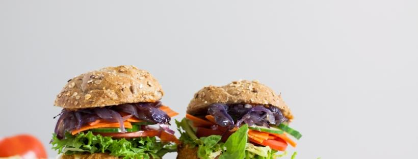 Italiaanse kikkererwtenburger |De Groene Keuken