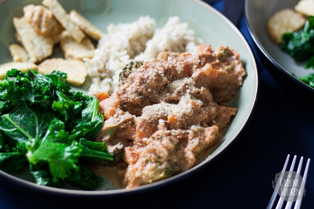 Review: Easy Vegan met Julie, Julie van den Kerchove | De Groene Keuken