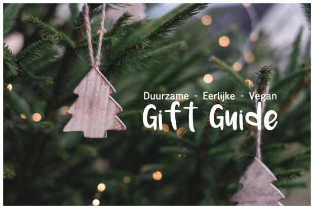 7 Cadeautips in mijn duurzame, eerlijke, vegan gift guide!|De Groene Keuken