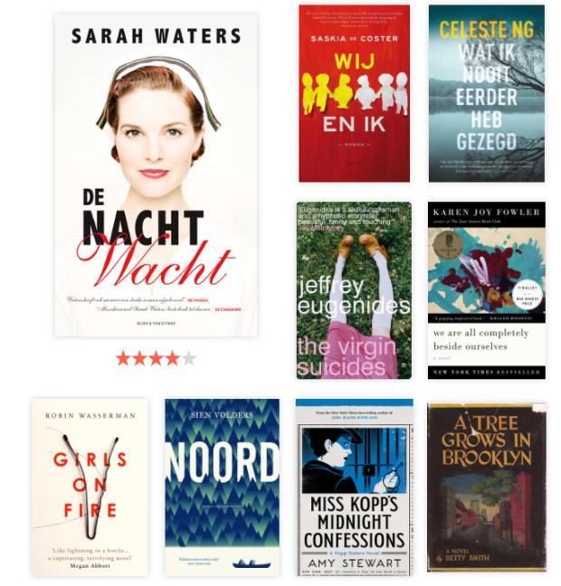 jaaroverzicht in boeken - 2018 |De Groene Keuken