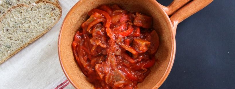 Vegan Goulash |De Groene Keuken
